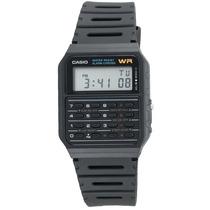Relógio Casio Ca-53 W Calculadora Alarme Cronômetro Ca53