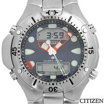 Relógio Citizen Aqualand Ii Promaster Jp1060-52l