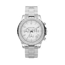 Relógio De Luxo Michael Kors Mk5337 Chronograph Acrylic!!!