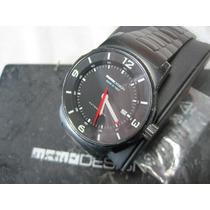 Momo Design, Automatic,swiss Made,caixa,manual E Certificado