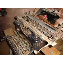 Maquina Escrever Remington 1926 Com N.de Fabricaçao