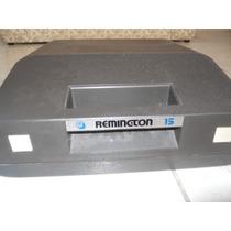 Máquina De Escrever Remington 15 Impecavel Estado De Nova