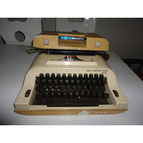 Maquina De Escrever Remington 22