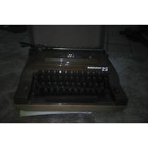 Maquina De Datilografia Remington 25 Em Estado Medio