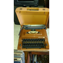Máquina De Escrever Antiga Remington 25