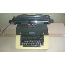 Maquina De Escrever Remington 150 Funcionando Em Bom Estado