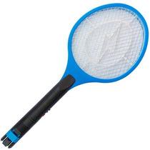 Raquete Mata Mosquito Elétrica Recarregável Pernilongo