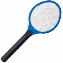 Raquete Elétrica Mata Insetos Moscas Mosquitos Pernilongo