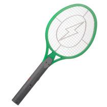 Raquete Aparelho Recarregavel Eletrocutar Mosquitos E Moscas