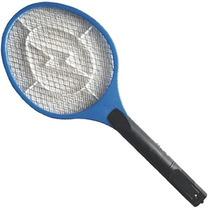 5 Raquete Elétrica Recarregável Bi-volt Mata Mosquito Moscas
