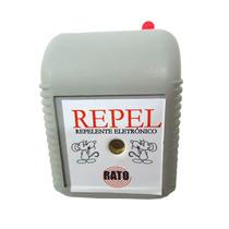 Repelente Eletrônico Para Repelir Ratos Camundongos