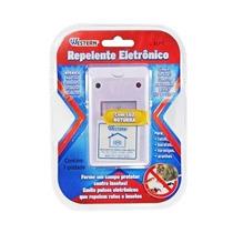 Repelente Eletrônico Anti Insetos Ratos Bivolt Western Rep-1