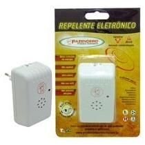 Repelente Eletrônico P/ Repelir Mosquitos E Pernilongos