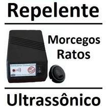 Repelente Ultrasonico Para Ratos E Morcegos -garantia 2 Anos