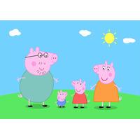 Painel Para Festa Infantil,banner Decoraração Peppa Pig