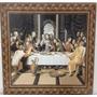 Piso/azulejo De Cerâmica Santa Ceia Para Parede 50 X 50 Cm
