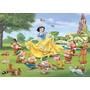 Branca De Neve Painel Festa Infantil,banner Decoração Lona