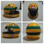 Capacete Replicas F1 Senna 93 E 94 Personalizamos Tb