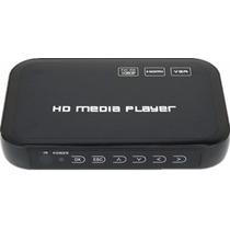 Hdmi Mediaplayer 1080p 3d Blueray Sd Usb Vga