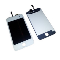 Tela Touch + Display Lcd Ipod 4 - A1367 Original Apple Novo!