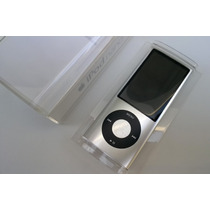 Ipod Nano 5 Geração 8gb Prata Caixa - No Estado Defeito Leia