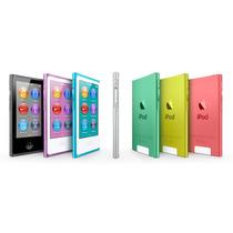 Ipod Nano 7a Geração - Pronta Entrega - Novo