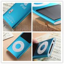Ipod Nano Apple 5 Geração Azul, Perfeito Estado Frete Gratis