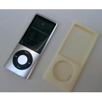 Ipod Nano 5 Geração 8gb A1320 Prata Capa - Leia Anúncio