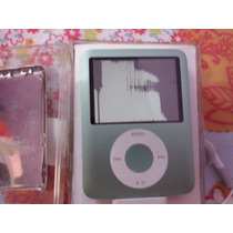 Ipod Nano 3ª A1236 8gb Silver Original Defeito