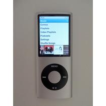 Apple Ipod Nano 4a. Geração 8gb Prata