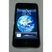 Ipod Touch 32gb 3 Geração Apple A1318 Ios 5.1.1 - Usado