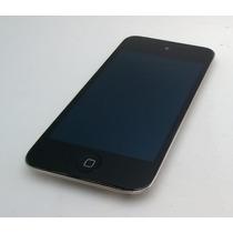 Ipod Touch 32gb Apple 4 Geração Preto Cabo Mp3 - Usado