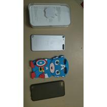 Ipod Touch 5 32gb Prata, Pouco Usado