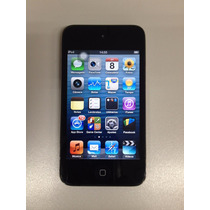 Ipod Touch 4 - 32gb Preto