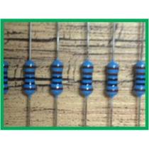10 Resistores De 1k Ohm 5% 1/4