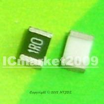 1r 1206 Resistor Smd De 1/4w 20 Peças Por R$ 6,00