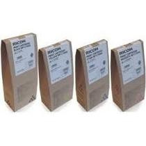4 Cores Ricoh Mp C6000 Mpc7500 Toner Kit 4 C M Y B