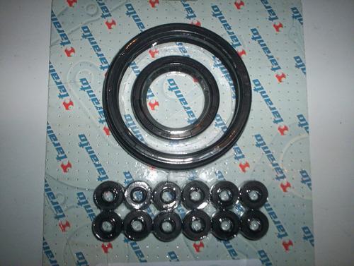 Retentor Valvulas+polia+volante Motor Motor F-1000 3.6 6cc