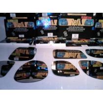 Espelho C/base P/retrovisor Omega 92/93/94/95/96 C/desemb