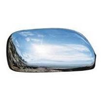 Capa Espelho Flash 5859 Toyota Corolla 02 L.d. Cromada