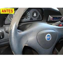 Kit Restaurador De Volantes Fit,civic C/2 Frascos Cor Preta
