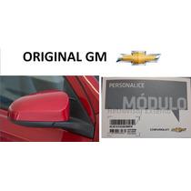 Kit Retrovisor Elétrico Onix + Modulo Tilt Down- Original Gm