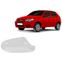 Aplique Retrovisor Cromado Fiat Palio Siena 2003 A 2010
