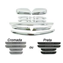 Kit Cromado Economico Toyota Corolla 2008 2009 2010 2011