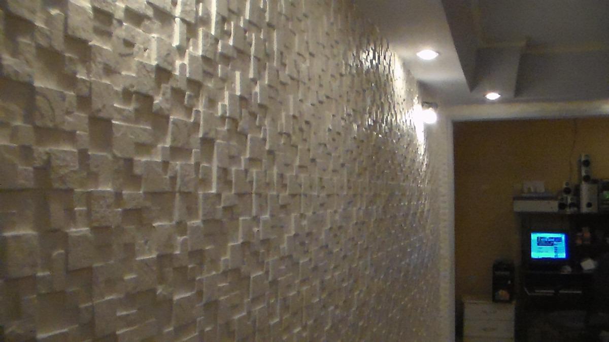 Vida cotidiana revestimento de parede com placas de gesso - Placas decorativas para pared interior ...