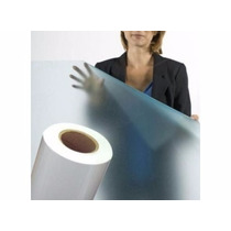 Adesivo Jateado - Box Banheiro, Janela, Vidro, 10mt X 1mt