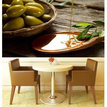 Adesivo Painel Papel De Parede Cozinha Bar Churrasqueira M8