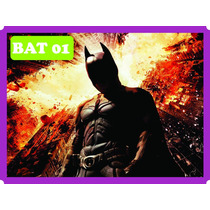 Papel De Parede Auto Adesivo Batman Robin Homem Morcego 4m²