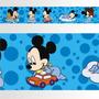 Adesivo 123 Faixa Border Infantil Mickey Baby 05 Un Mod 333