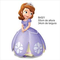 Adesivo Infantil Princesa Sofia The First Princesinha Br021